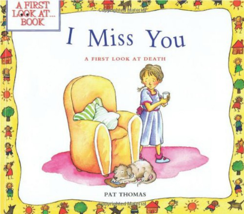 Dealing with death - Children's books about emotions and feelings for preschoolers