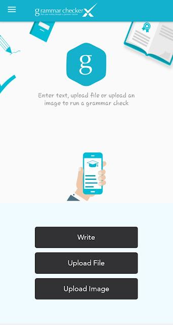 English grammer checker Andriod App