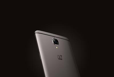 OnePlus 3T chính thức ra mắt, nâng cấp cấu hình, thiết kế không đổi