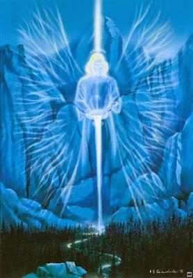 Resultado de imagem para arcanjo miguel e arcangelina fe