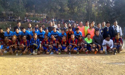 Football Tournament Shardha Ground Mungpoo