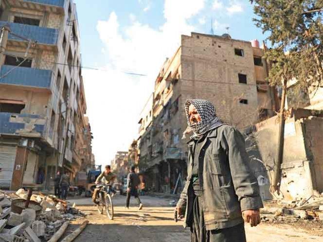 El alto al fuego en Siria, en riesgo por combates