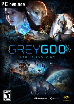 تحميل لعبة Grey Goo Definitive Edition link