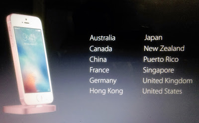 iPhone SE will be initially available in these countries