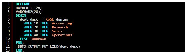 Oracle Sql Plsql Decode Vs Case