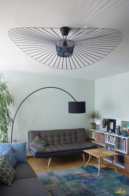 Noix de d co blog d co design inspirant pour la maison la suspension - Lampe vertigo petite friture ...