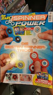 Fidget Power Magazin