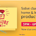 (LIVE NOW) !!!! AMAZON TREASURE HUNT : SOLVE CLUES & WIN PRODUCTS | 28TH SEPTEMBER