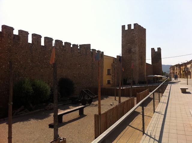 Montblanc en Tarragona