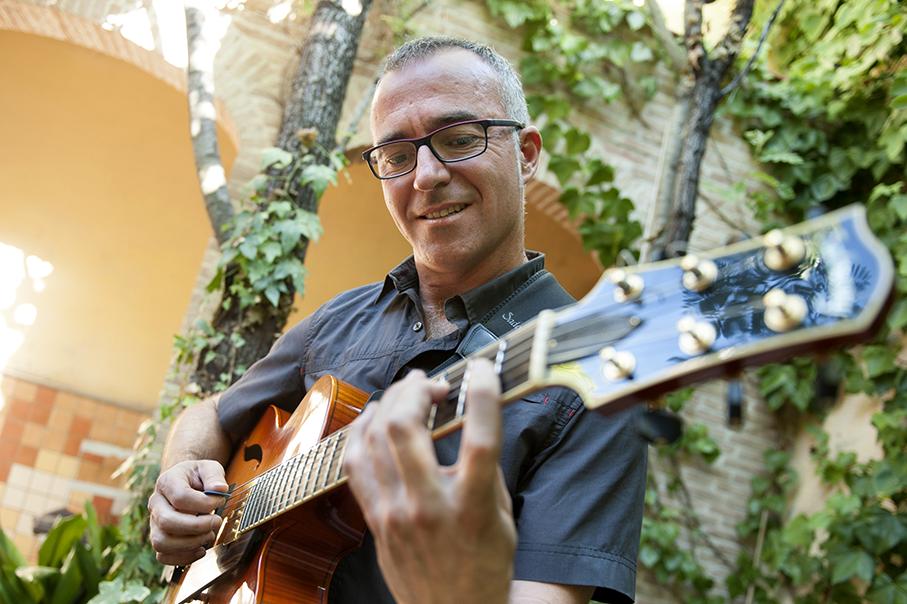 Leo Tejedor, El Taronger, Vilafranca del Penedès, 13 de juliol de 2016