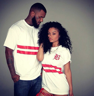 Rapper The Game India Love