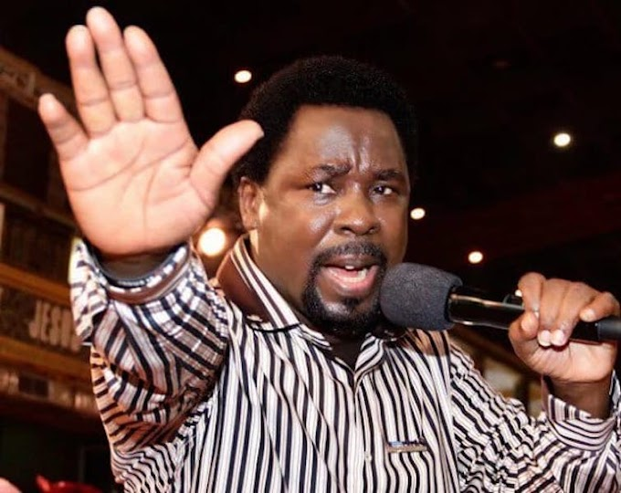 20 Facts You should Know About Prophet T. B. Joshua; His Children,Wife And More