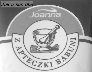 recenzja kosmetyków z serii Joanna z Apteczki Babuni