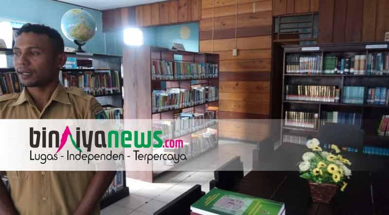 Pemda SBT Butuh Depot Arsip Yang Representatif