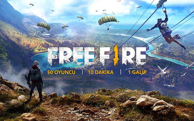 Garena Free Fire v1.24.0 Mega Hileli Mod APK