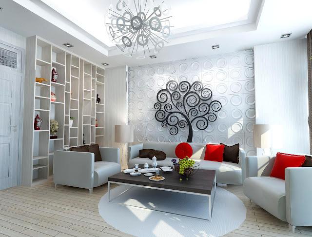 Những lưu ý khi thiết kế nội thất không gian trật hẹp
