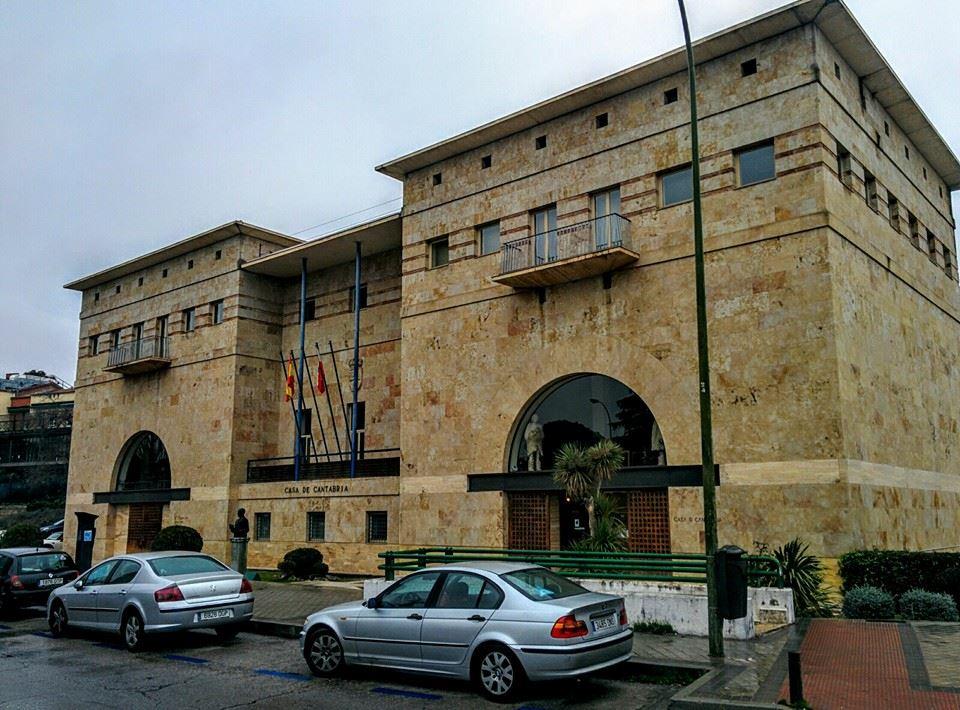 Exposici n en la casa de cantabria de madrid - Casa de cantabria en madrid restaurante ...