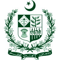Logo Gambar Lambang Simbol Negara Pakistan PNG JPG ukuran 200 px
