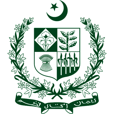 Coat of arms - Flags - Emblem - Logo Gambar Lambang, Simbol, Bendera Negara Pakistan