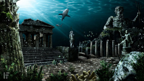 Indonesia The Lost Atlantis