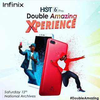 Infinix Hot 6 Pro Specs, Price and Difference From the Hot 6