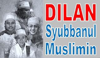 DILAN - Versi Sholawat Syubbanul Muslimin