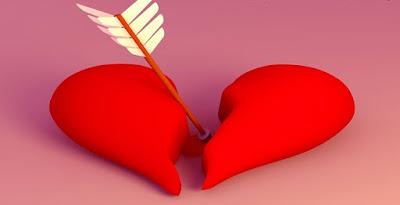 Sad Heart Dp Whatsapp
