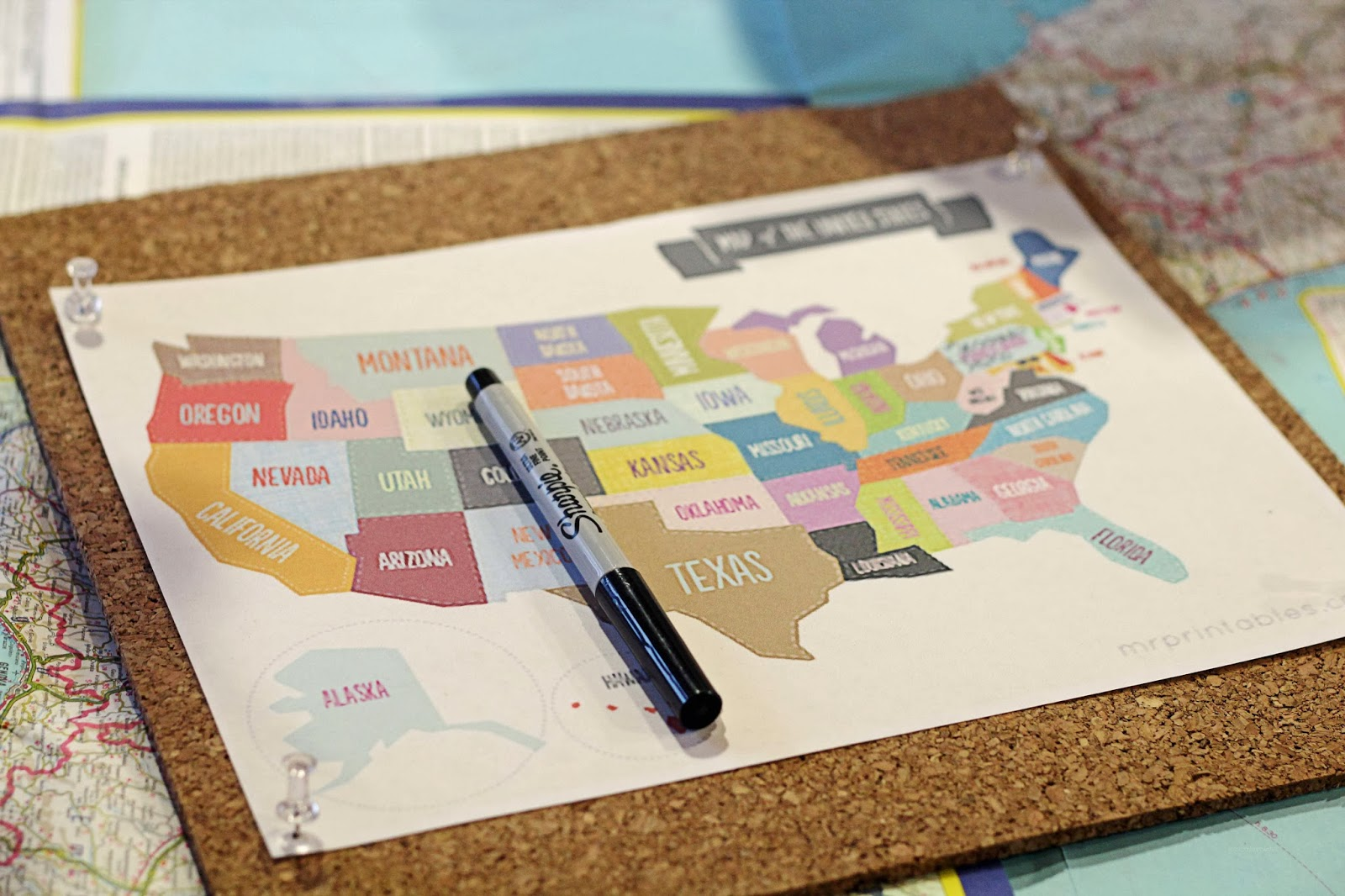 Travel Inspired Guest Room: A Travel-Themed Baby Shower