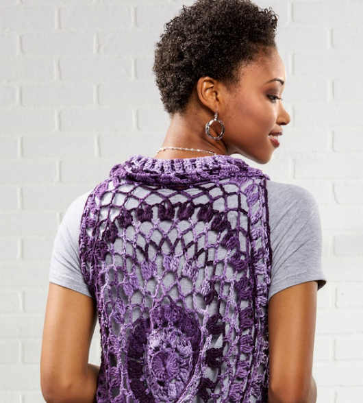 Crocus Mandala Vest Revealed!