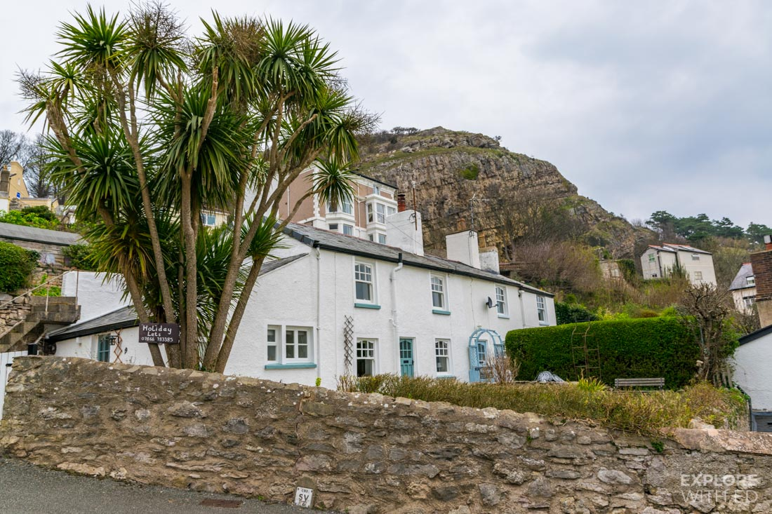 Holidays lets in Llandudno near the Great Orme