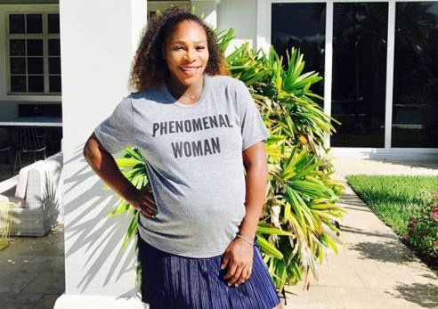 Serena Williams advocates for equal pay for Black women