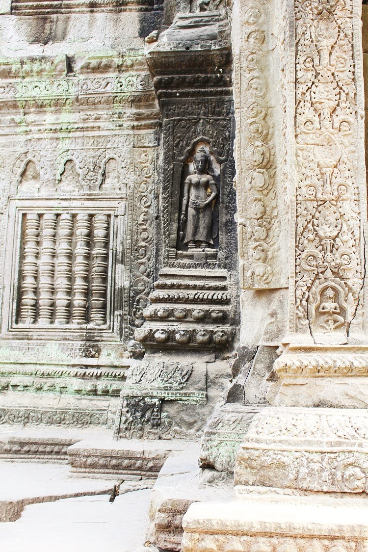 Angkor temples in Siem Reap, Cambodia - Asia travel blog