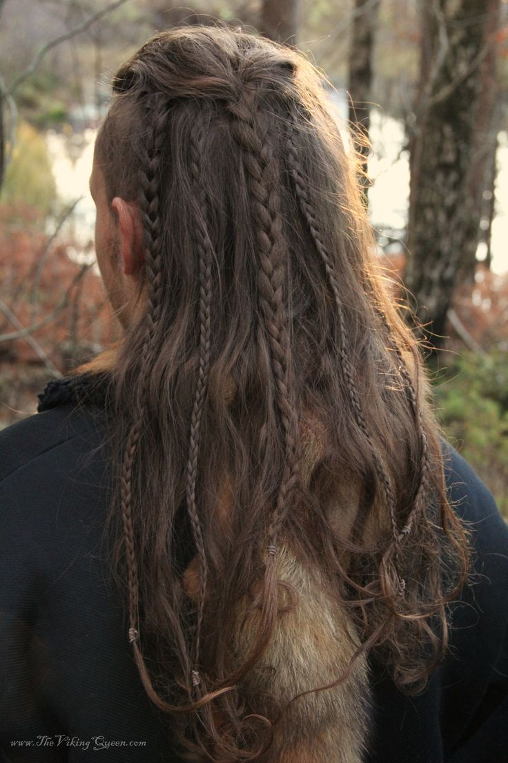 Long Hair Ideas For Men The Haircut Web