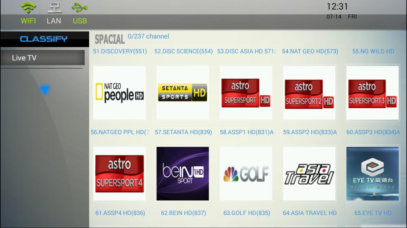 Taiwan TV - Live TV Apk - Kodi IPTV Malaysia