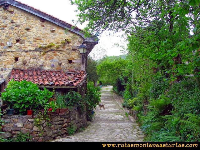 Ruta del Alba: Entrando en el barrio de San Andrés
