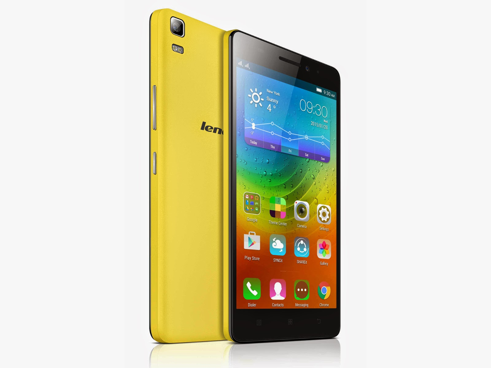 Lenovo A7000 4G Smartphone Released MWC 2015