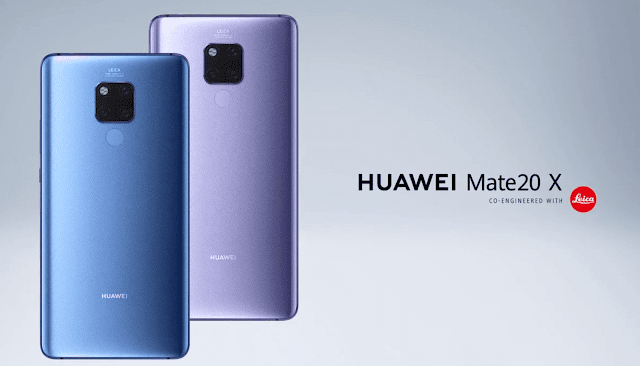 Huawei Mate 20 X - Full phone specifications