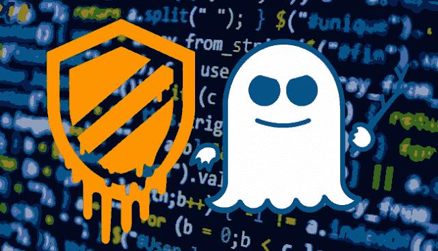Vulnerabilità CPU Meltdown e Spectre