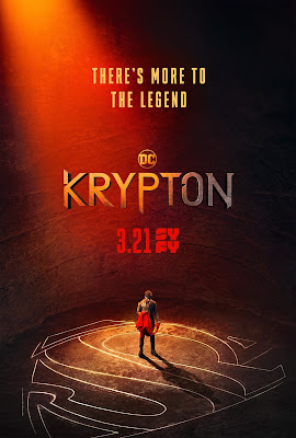 krypton superman DC serial recenzja