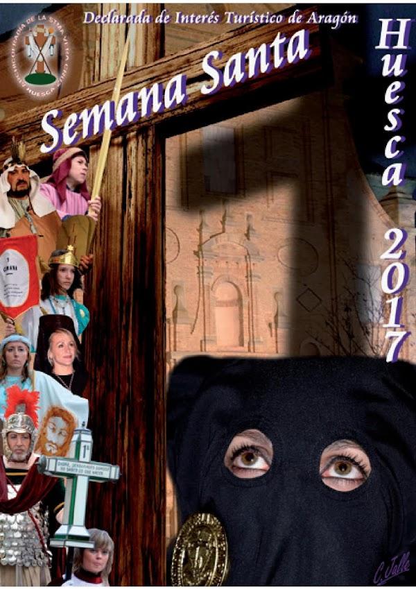 Horario e Itinerario Semana Santa Huesca 2017