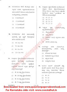 RURAL DEVELOPMENT AND PANCHAYAT RAJ QUESTIONS PDO EXAM QUESTION PAPER 9