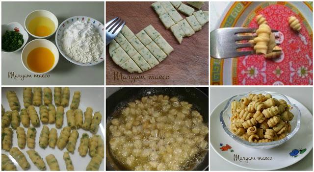 Resep Kue Garpu, Enak Dan Renyah Yang Sedang Booming..!!!