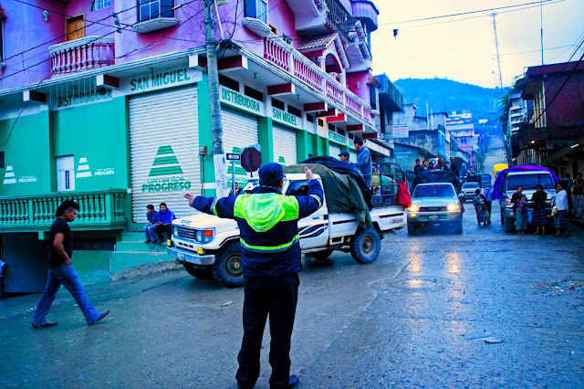 PMT Barillas, Huehuetenango