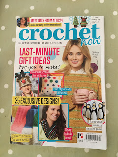 Front cover of Crochet Now, Issue 22