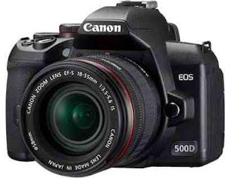 CANON EOS 500D MANUAL