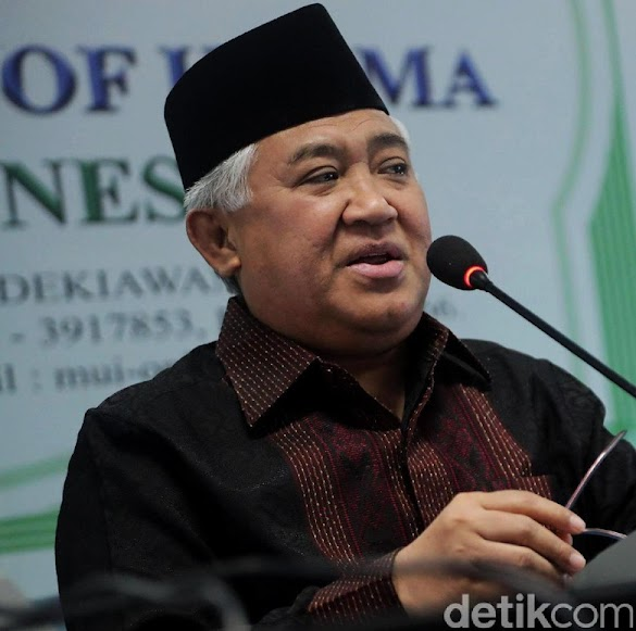 Menurut Din Syamsuddin, Istilah 'Partai Setan' Ada dalam Quran