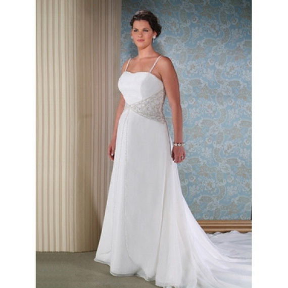 Casual Plus Size Wedding Dresses - World of Bridal