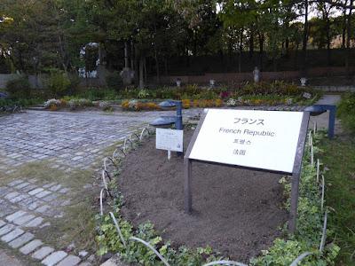 花博記念公園鶴見緑地 フランスの庭園