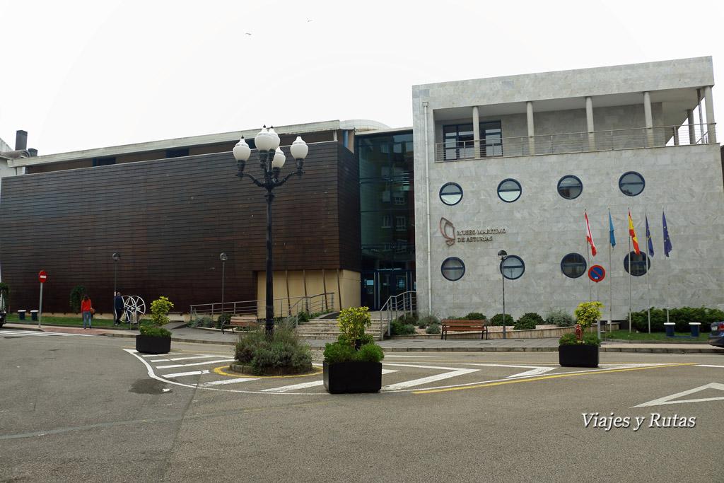 Museo Marítimo de Asturias, Luanco