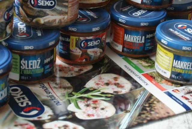Seko,SEKO,ryba po grecku,ryby,sałatka,konkurs